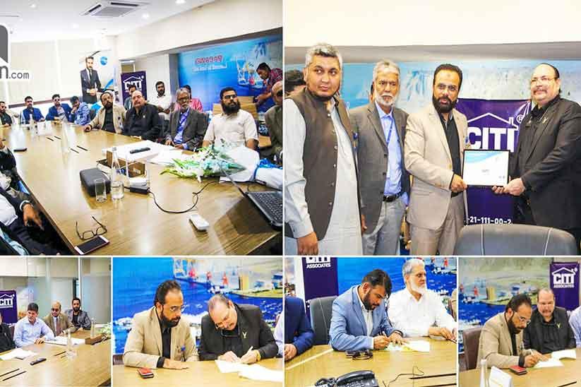 CITI Associates Teams Up with Ocean Marina Gwadar