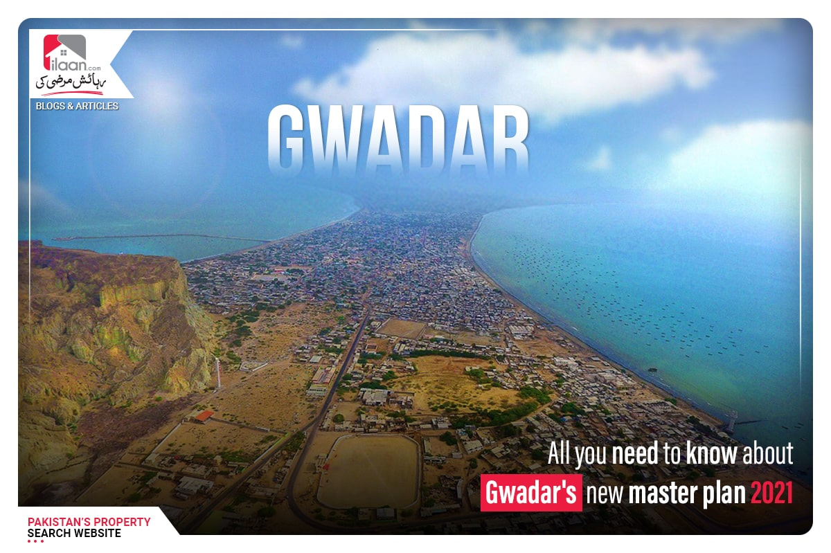 All you need to know about Gwadar's new master plan 2021