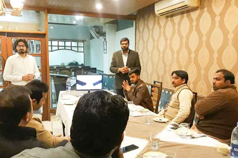 Dealers Meet & Greet – ilaan.com Meets Johar Town Association
