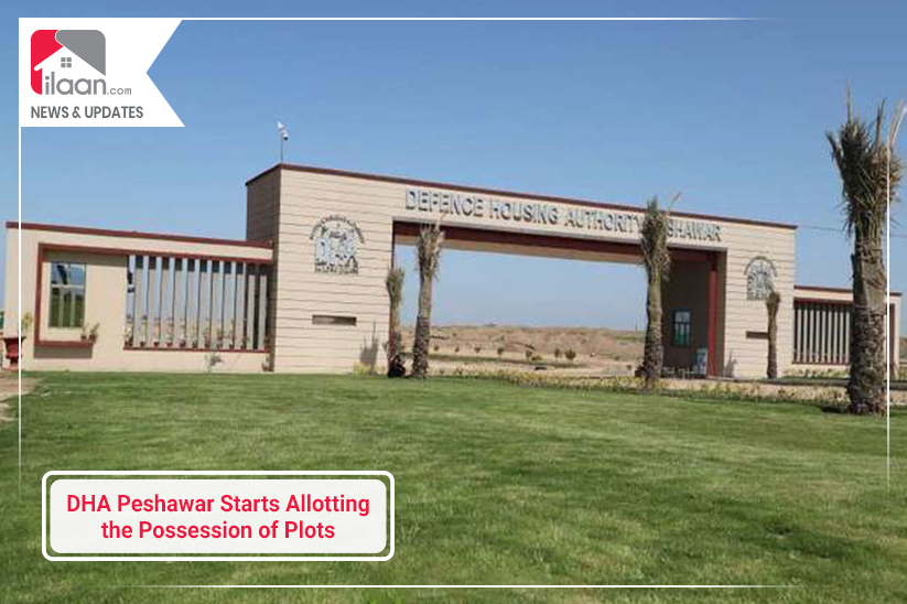 DHA Peshawar Starts Allotting the Possession of Plots