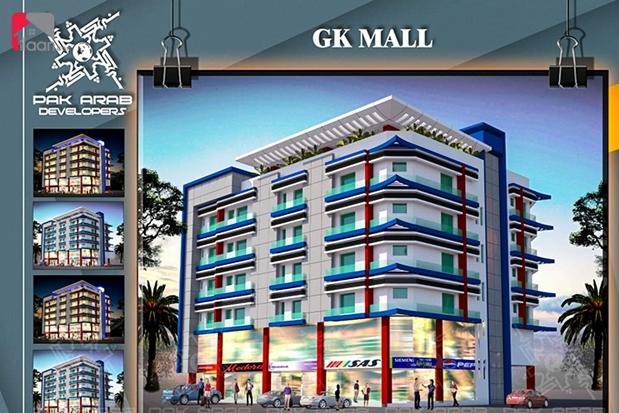 GK Mall – Where Luxury Resides