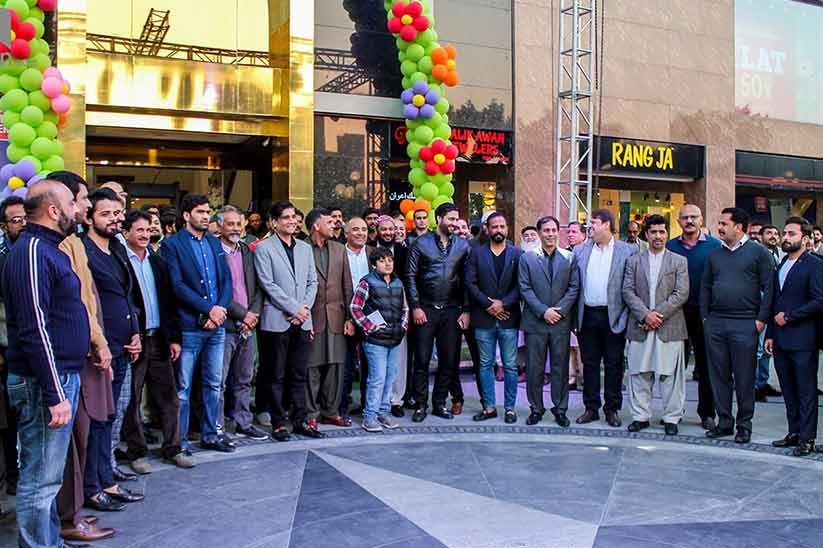 ilaan Participated as Online Media Partners in Property Event Organized at Jasmine Mall Bahria Town Lahore