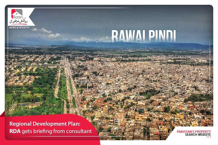 Regional Development Plan: RDA gets Briefing from Consultant
