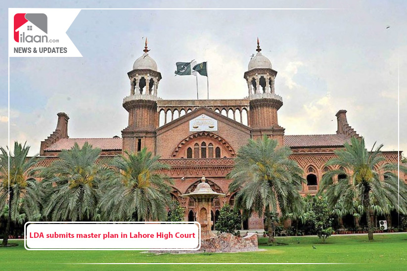 LDA submits master plan in Lahore High Court