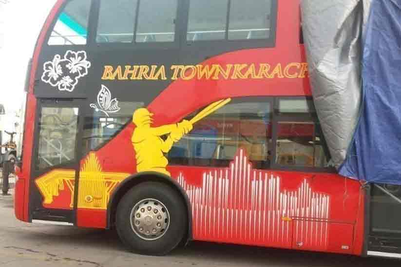 Bahria Town Karachi Offers Shuttle Service to the Residents