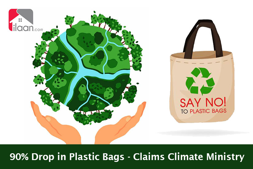 90% Drop in Plastic Bags Observed – Claims Climate Ministry