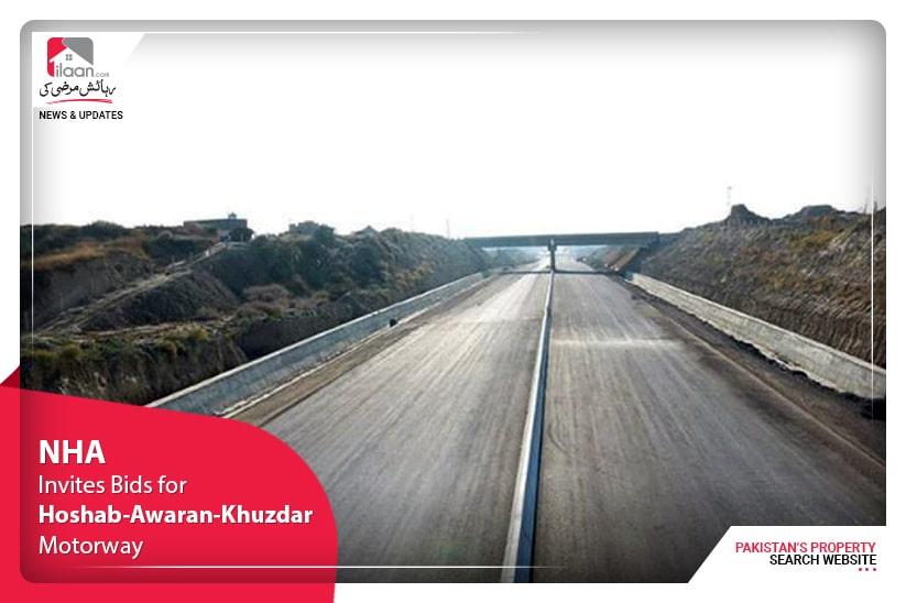 NHA invites bids for Hoshab-Awaran-Khuzdar Motorway