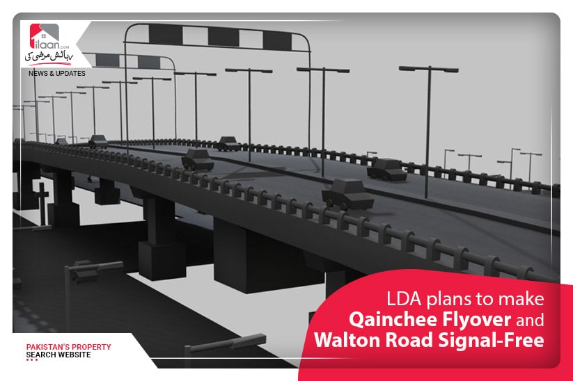 LDA Plans to Make Qainchee Flyover and Walton Road Signal-Free