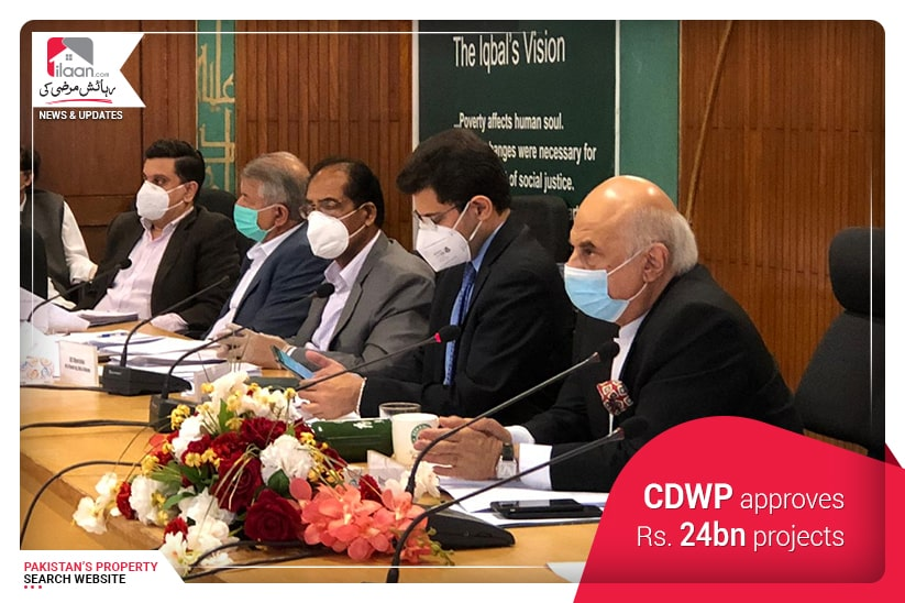CDWP approves Rs. 24bn projects