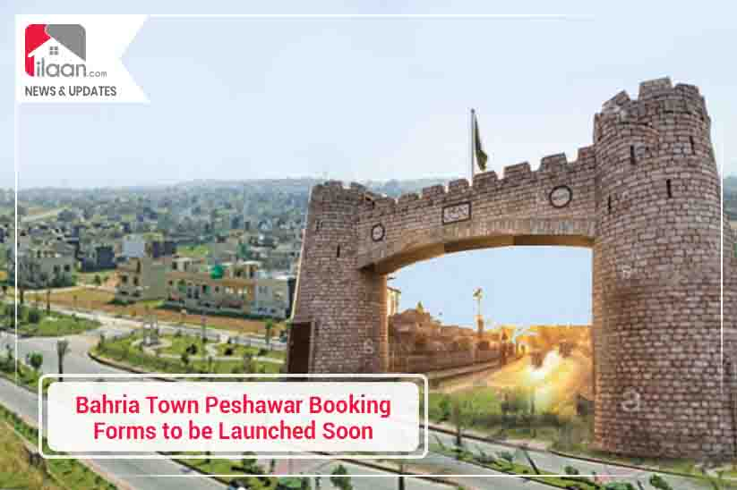 Bahria Town Peshawar Booking Forms to be Launched Soon
