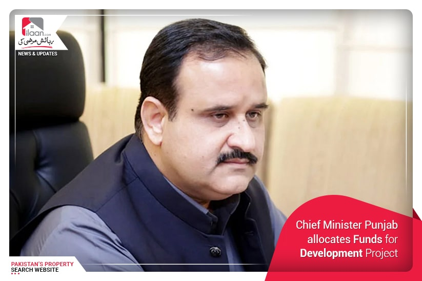 Chief Minister Punjab allocates Funds for Development Project