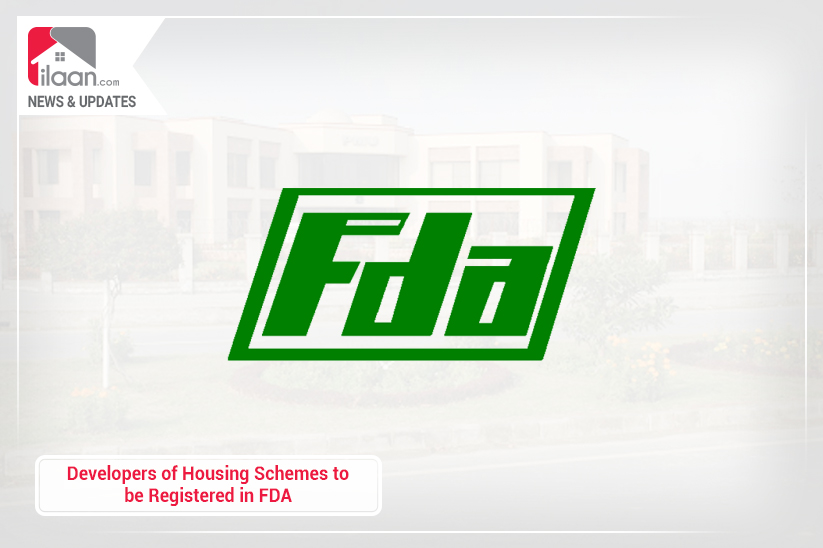 Developers of Housing Schemes to be Registered in the FDA