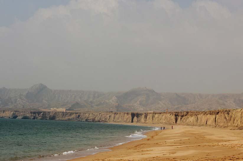 Cape Monze Beach Karachi – A Perfect Tourist Point
