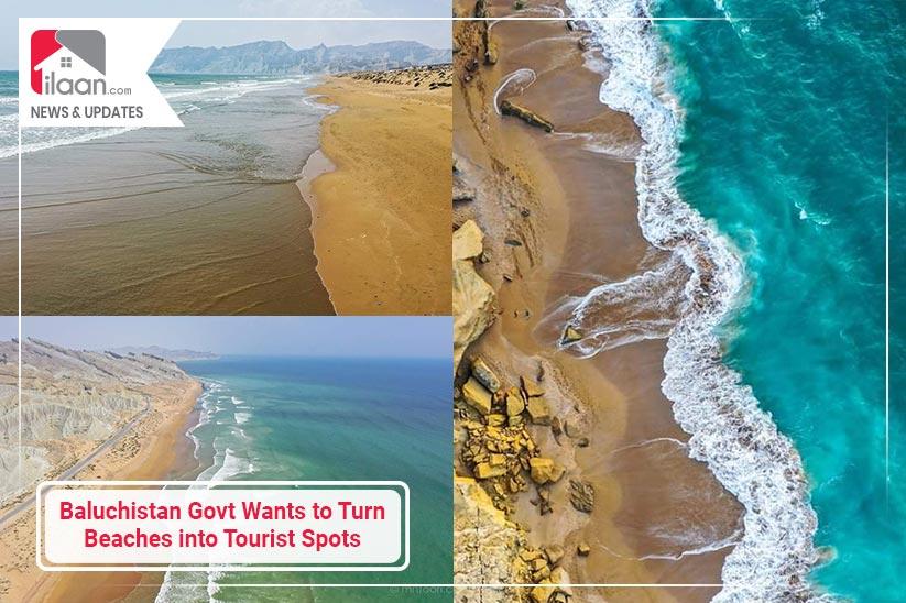 Baluchistan Govt Wants to Turn Beaches into Tourist Spots