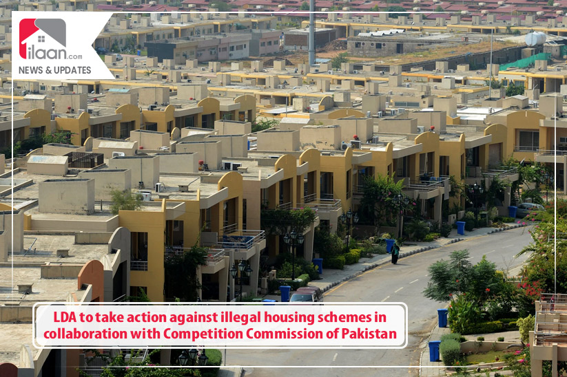 LDA to take action against illegal housing schemes in collaboration with CCP