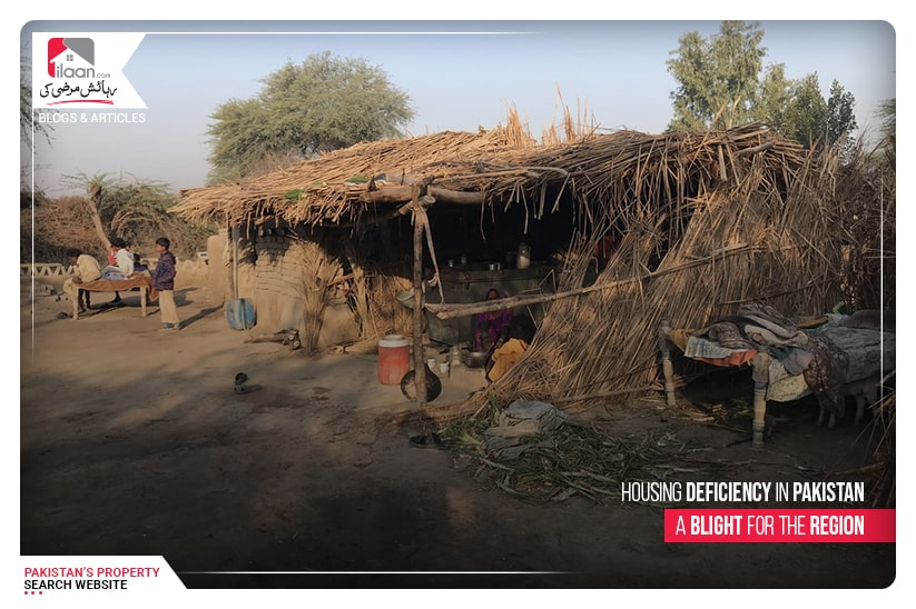Housing deficiency in Pakistan – A blight for the region