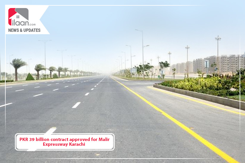 PKR 39 billion contract approved for Malir Expressway Karachi