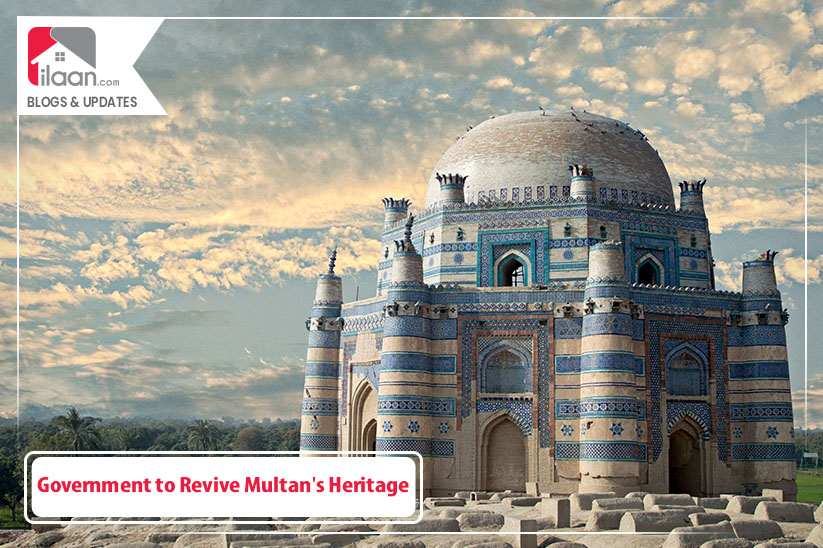 Government to Revive Multan's Heritage