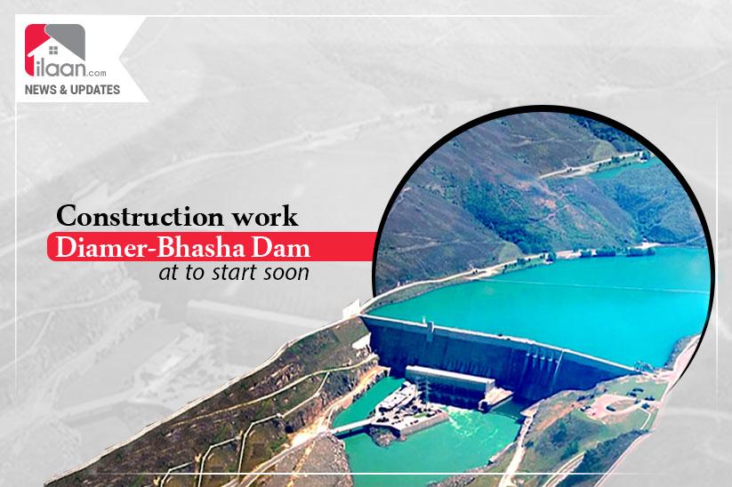 Construction work at Diamer-Bhasha Dam to start soon
