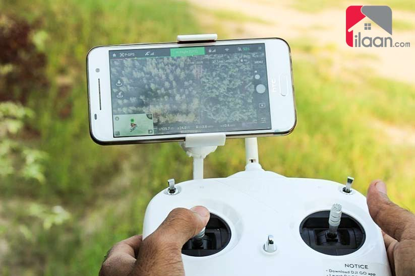 Droning the Real Estate - The Future is Now!