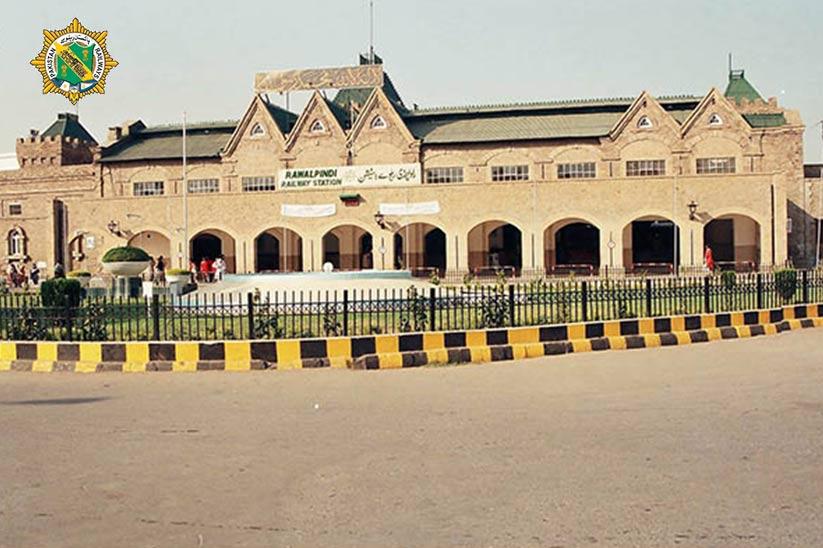 Pakistan Railways Retrieve 383 acres of Land in One Year