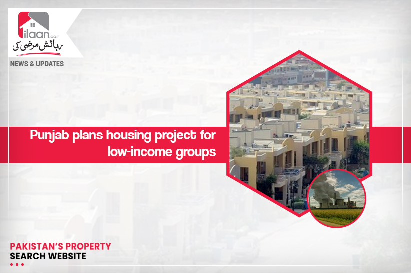 Punjab plans housing project for low-income groups