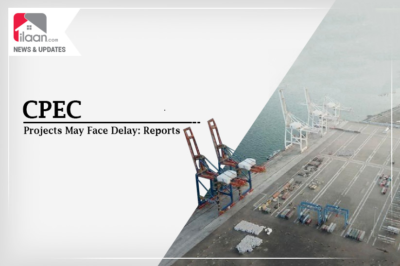 CPEC projects may face delay: reports