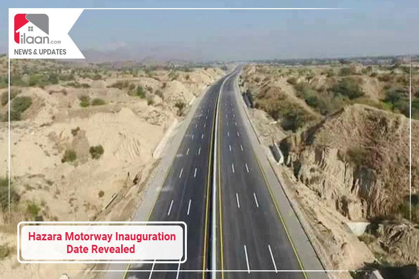 Hazara Motorway Inauguration Date Revealed