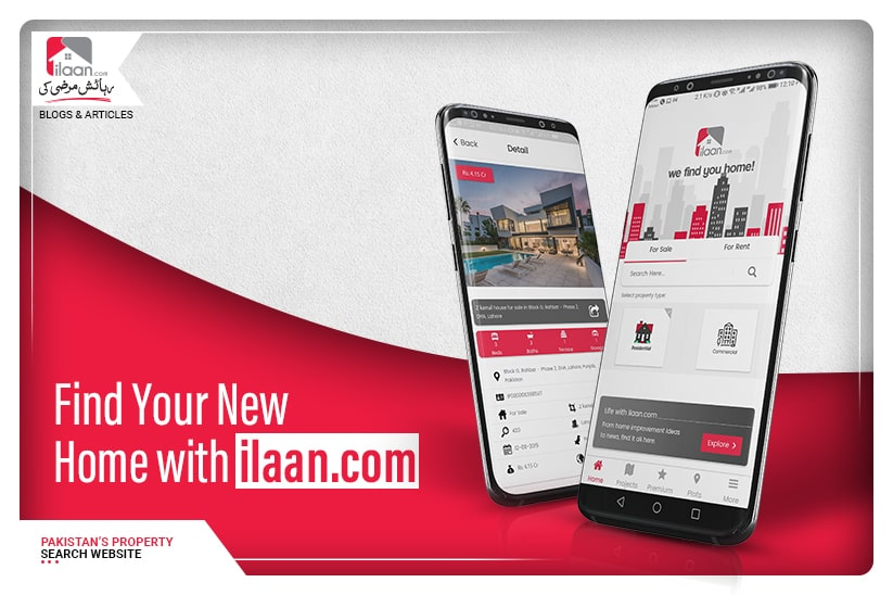 How to Find a Home on ilaan.com