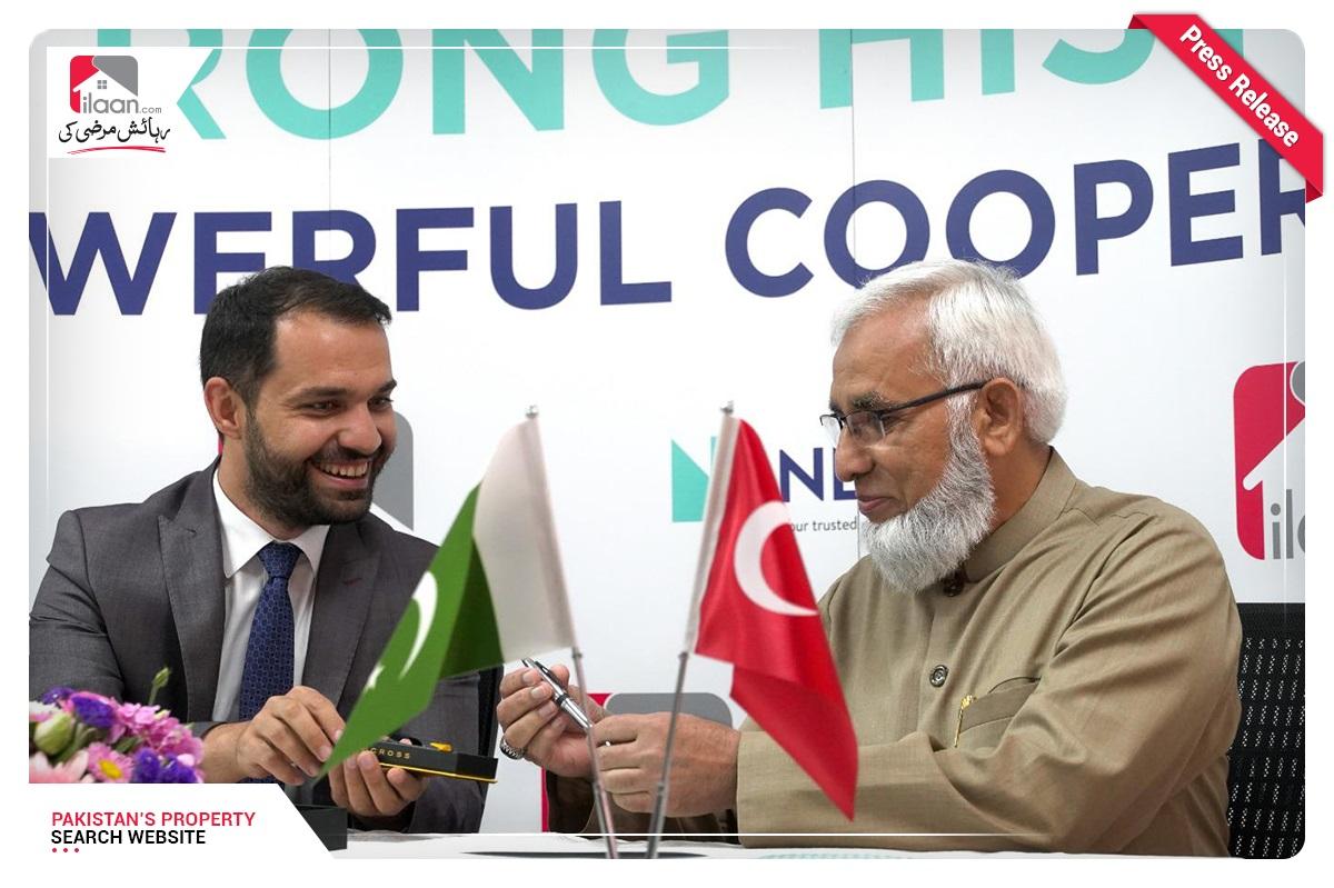 ilaan.com Signs Strategic Cooperation MoU with Nevita International