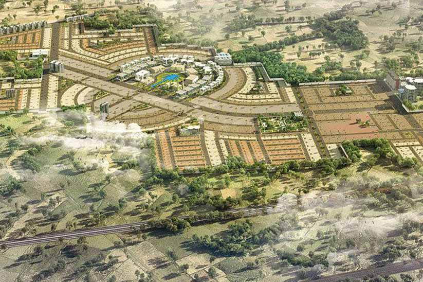 Why Royal Palm City Gujranwala Is A Residential Haven