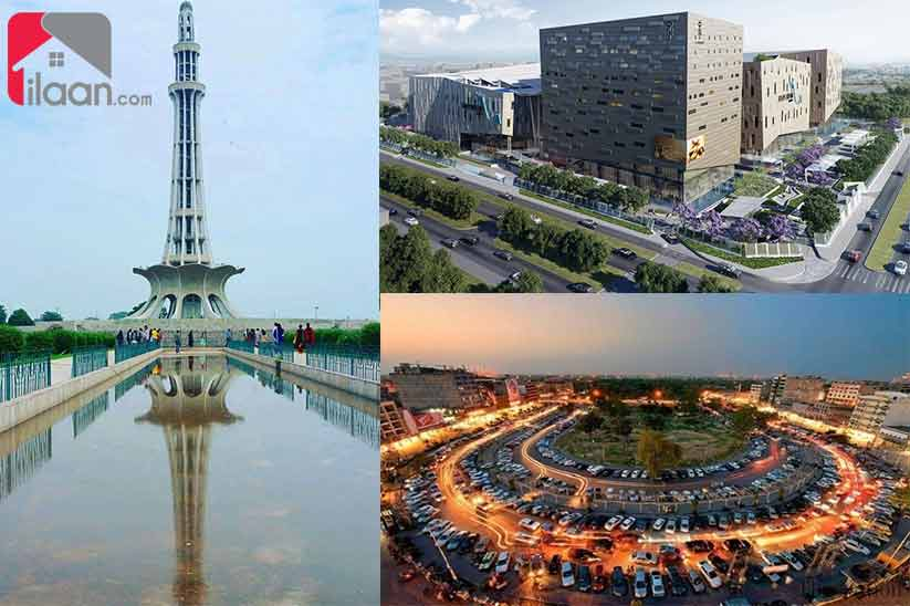 Ideal Places to Live in Lahore
