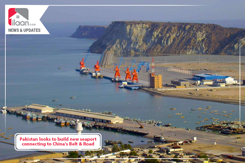 Pakistan looks to build new seaport connecting to China's Belt & Road