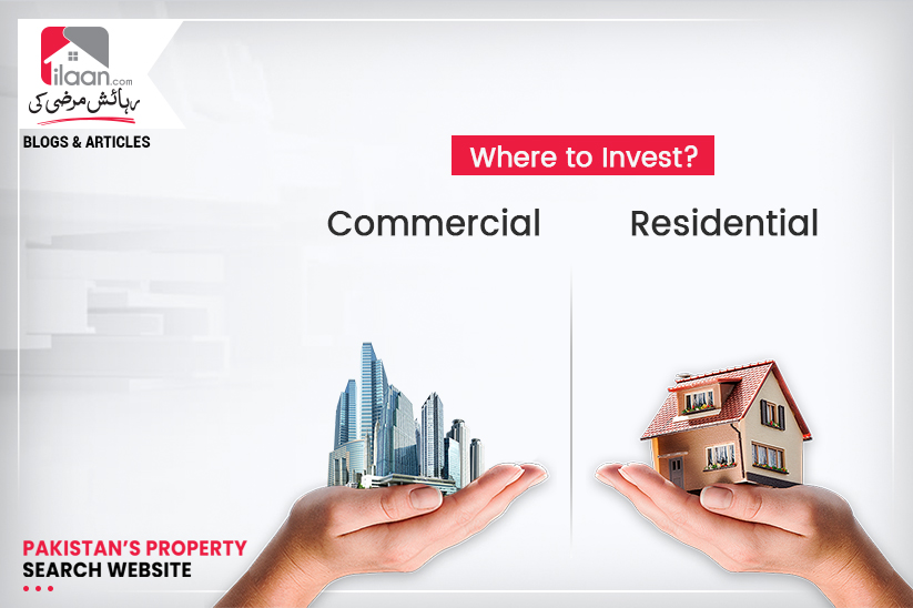 Residential vs. Commercial Real Estate - Where to Invest?