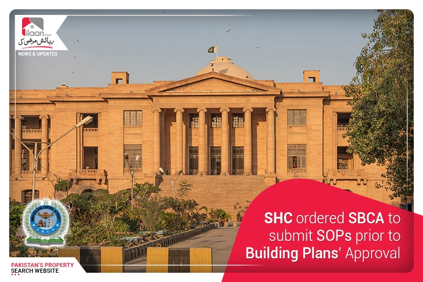 SHC ordered SBCA to summit SOPs prior to Building Plans` Approval