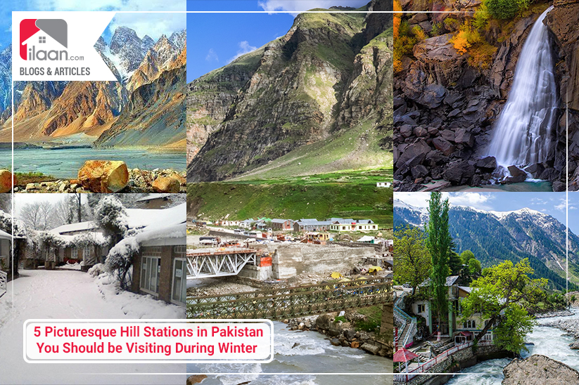 5 Picturesque Hill Stations in Pakistan You Should be Visiting During Winter