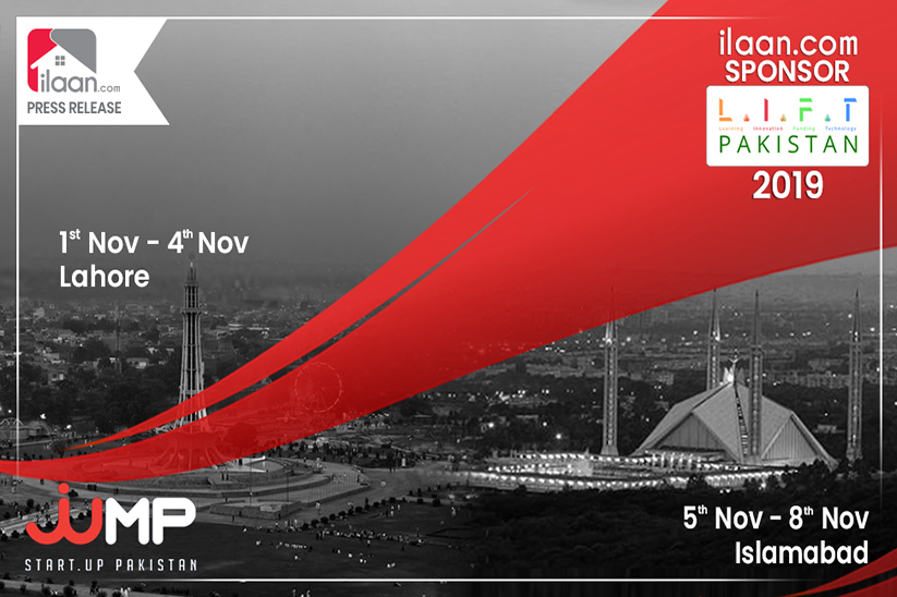 ilaan.com Participating in LIFT Pakistan as Official Sponsors
