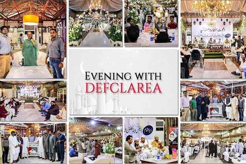Team ilaan Attended DEFCLAREA Iftar Party – Creating Waves of Success in the City of Lights