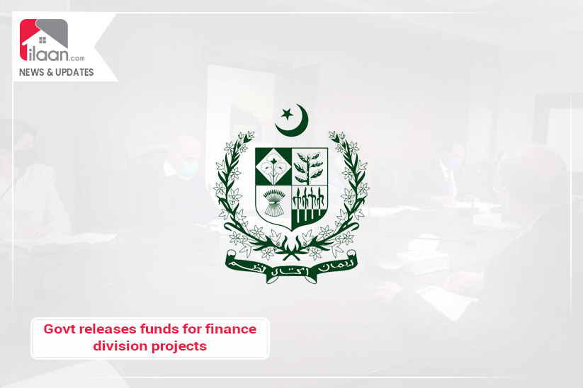 Govt. releases funds for finance division projects