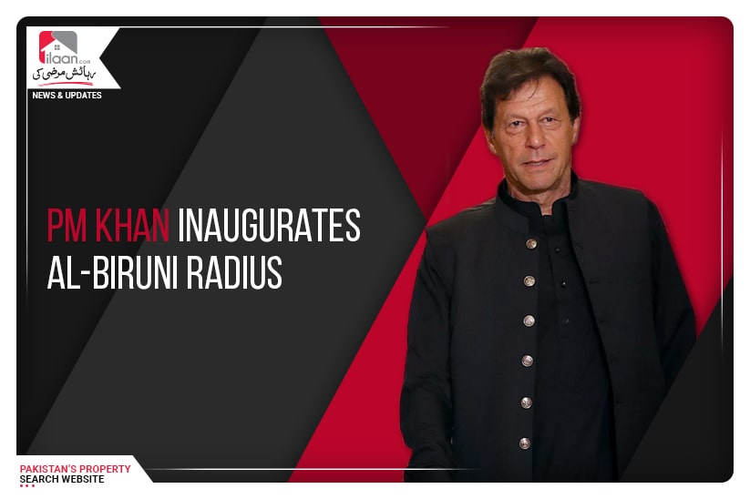 PM Khan inaugurates Al-Biruni Radius