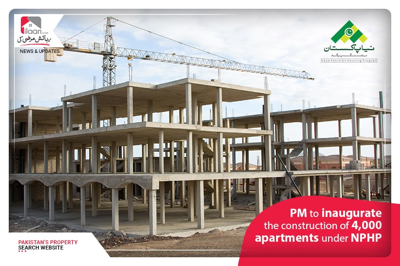 PM to inaugurate the construction of 4,000 apartments under NPHP