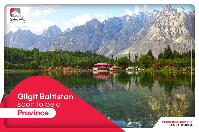 Gilgit Baltistan soon to be a province