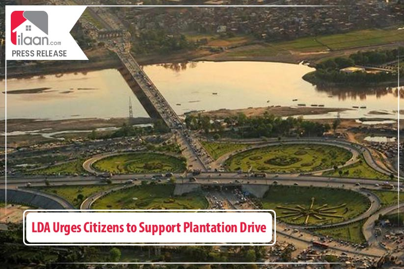 LDA Urges Citizens to Support Plantation Drive