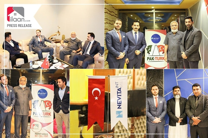 Turkish real estate firm Nevita International visit ilaan.com – Strategic collaborations discussed