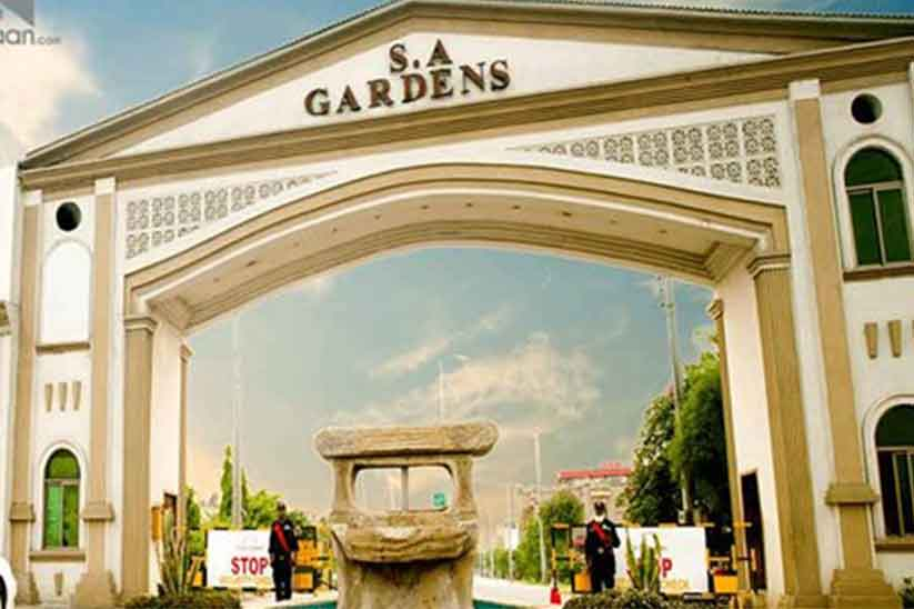 SA Garden Lahore – A Project Offering Serenity of Nature