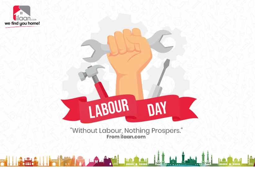 ilaan.com celebrates 'Labour Day' in true spirit