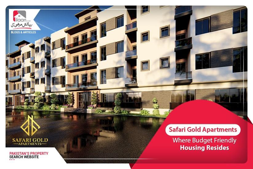 Safari Gold Apartments – Where Budget Friendly Housing Resides