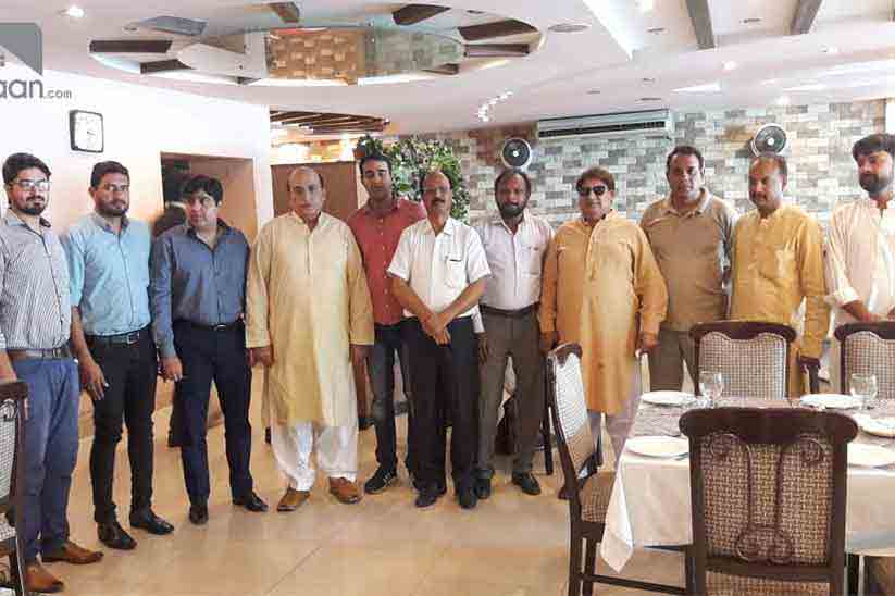 Meeting of real-estate association of Iqbal Town!
