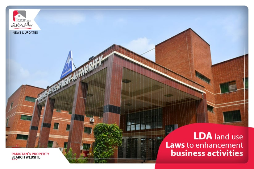 LDA land use Laws to enhancement business activities