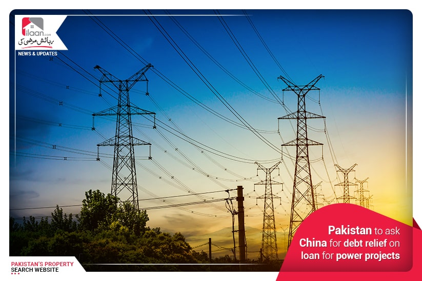 Pakistan to ask China for debt relief on loan for power projects